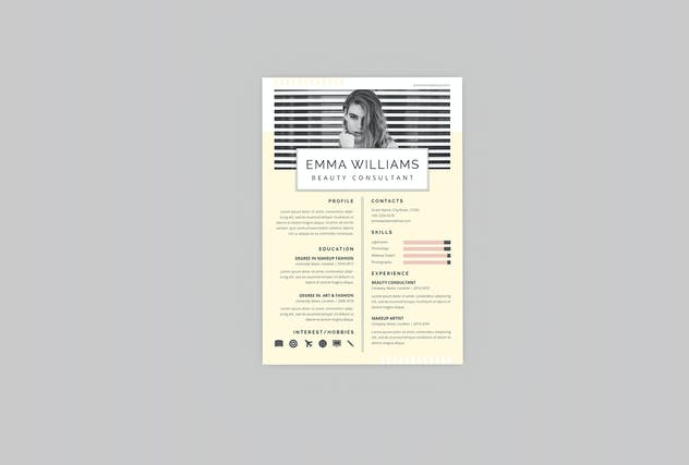CV Increment Resume Designer - product preview 1