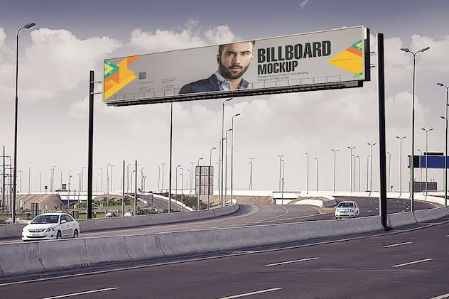 Billboard Mockups - product preview 3