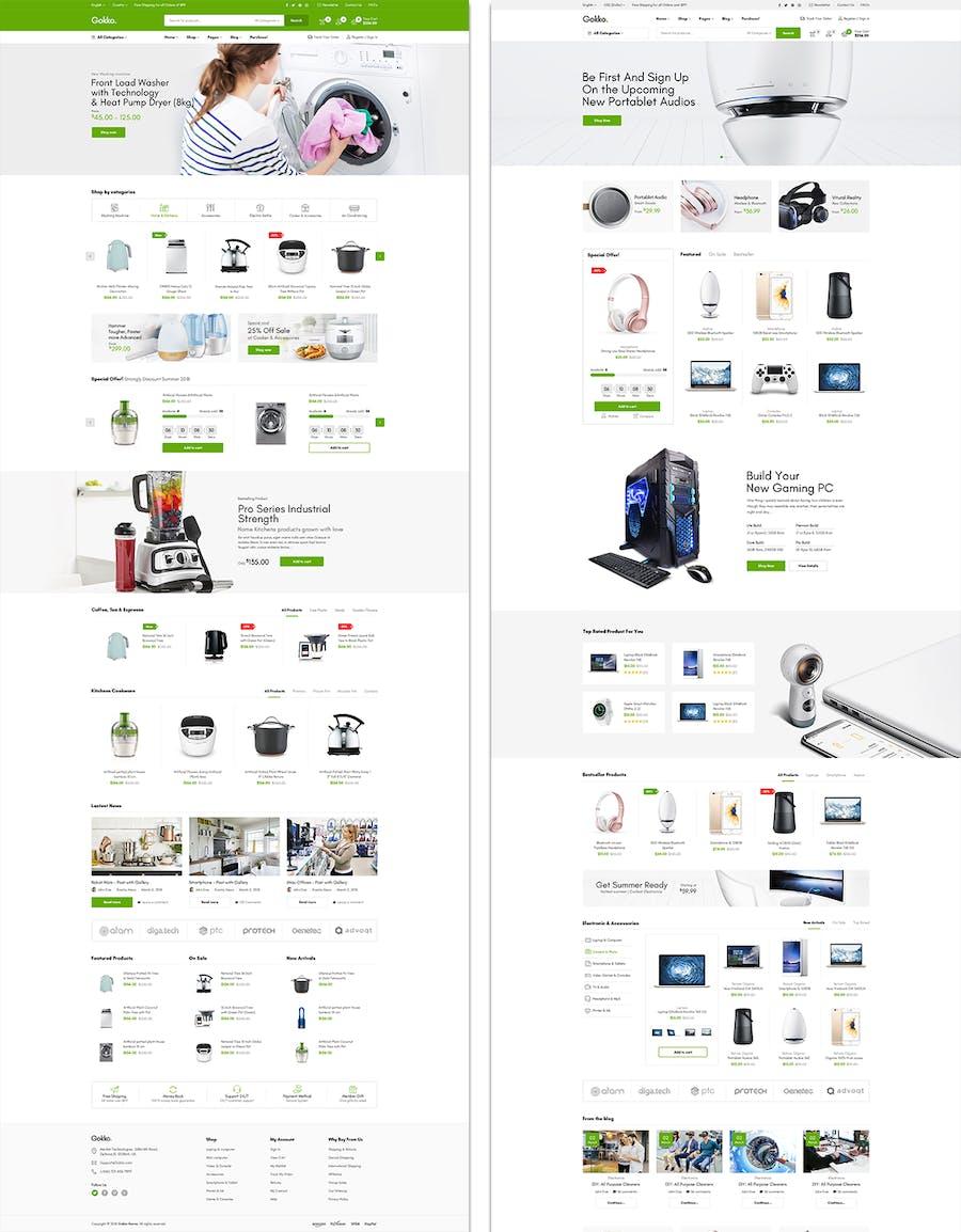 Gokko - Responsive Prestashop 1.7 Theme - product preview 4