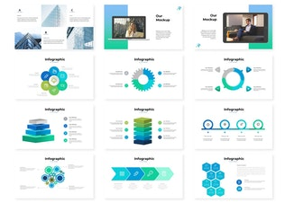 Global - Powerpoint Template