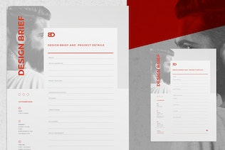 Thumbnail for Invoice - Brief - Estimation - Templates