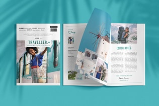 Thumbnail for TRAVELLER MAGAZINE