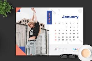 Thumbnail für 2020 Fashion Kalender Pro