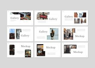 Thumbnail for Krypt - Google Slides Template