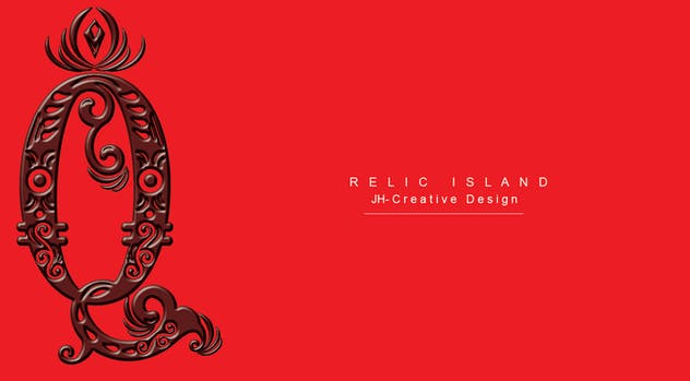 Relick Island - product preview 1