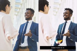 Thumbnail for 50 Clean Corporate Lightroom Presets