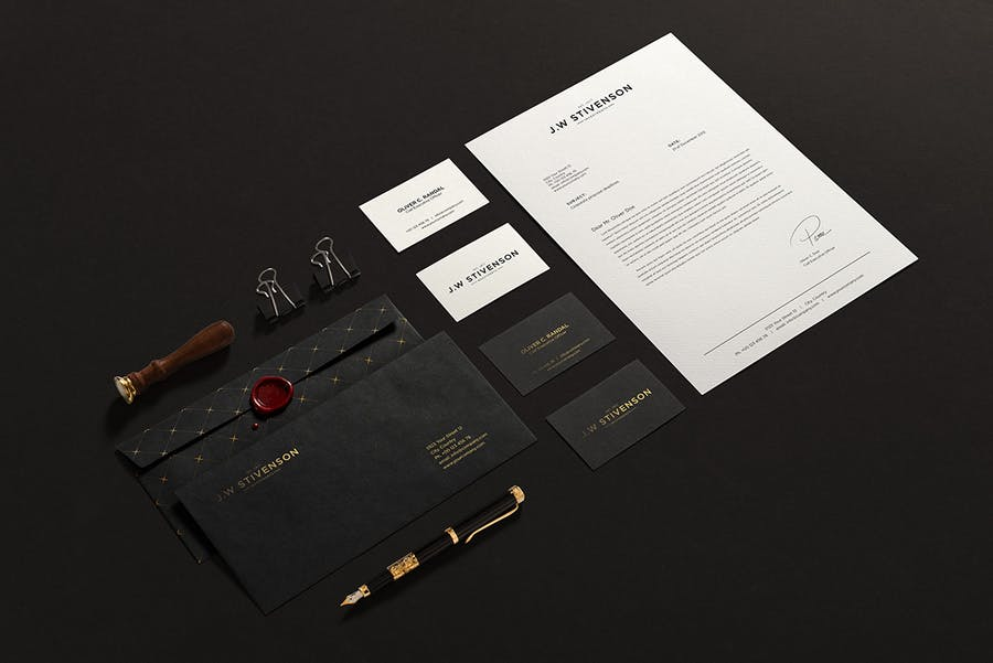 Preview image 5 for Luxury Branding Mockup