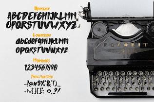 Miniatura para Tipo de letra Mons