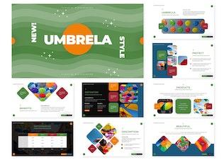 Thumbnail for Umbrella | Keynote Template
