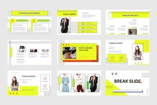 Kalita - Fashion Keynote Presentation