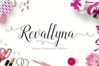 Thumbnail for Revallyna Script