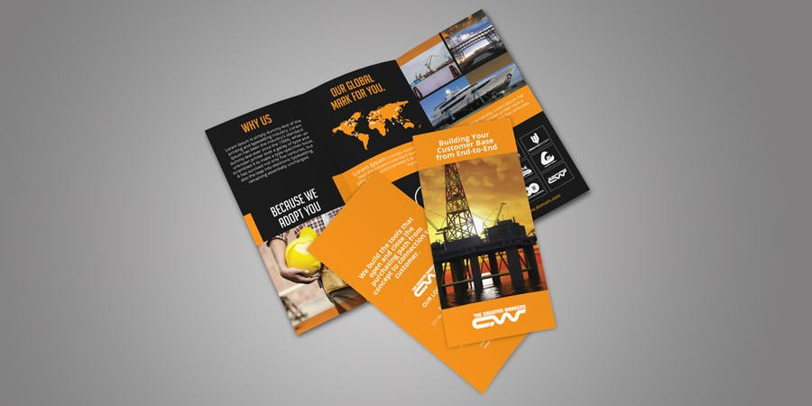 Trifold Brochure - product preview 2