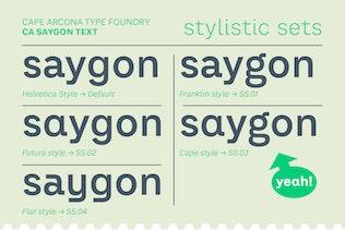 Thumbnail for CA Saygon Text