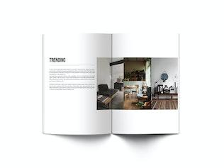 Thumbnail for Interior Design Brochure Catalog