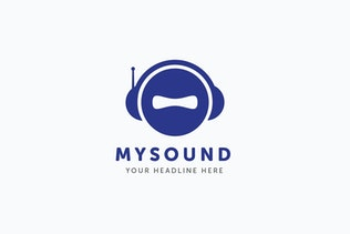 Thumbnail for My Sound Logo Template