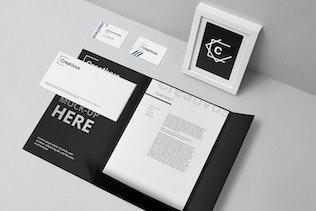 Thumbnail for Branding / Stationery Mock-Up