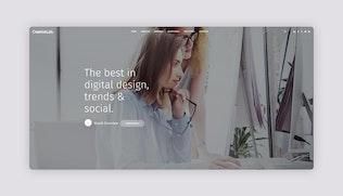 Thumbnail for Creative Lab - Creative Studio & Agency Portfolio