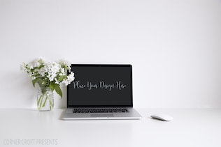 Thumbnail for Macbook Pro Mockup Styled Stock Photo