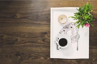 Thumbnail for Coffee Tray Scene