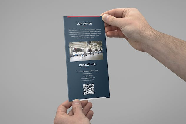Brochure – Auto Repair Tri-Fold - product preview 5