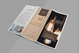 Thumbnail for Properties Trifold Brochure