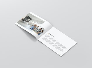 Thumbnail for Architeo – Architecture and Interior Brochure A5
