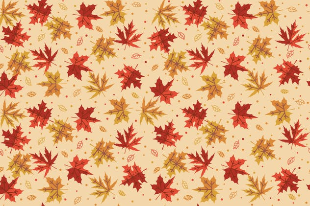 Leaf Patterns, 6 in 1