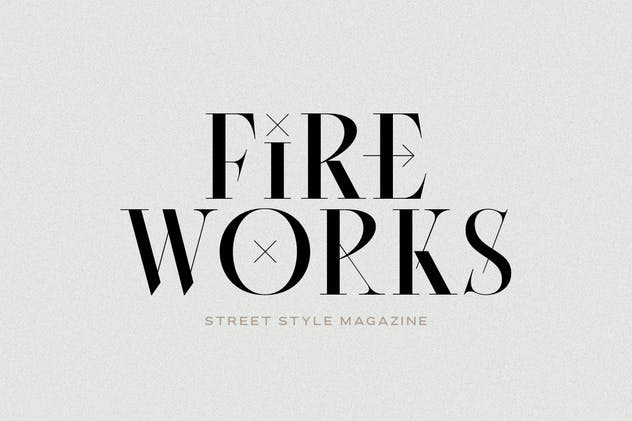Consent - Editorial Serif Font - product preview 7
