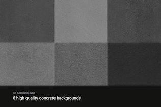 Vista en miniatura para I ♥ Concrete — Estilos de Objeto Inteligente para Photoshop