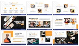 Thumbnail for Eduidea - Education Powerpoint Template
