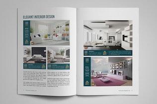 Thumbnail for Brochure / Catalog Template