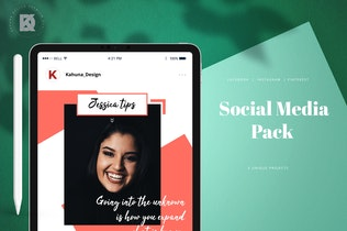 Thumbnail for Social Media Pack