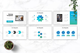 Thumbnail for BOOST - IT Company Keynote Template