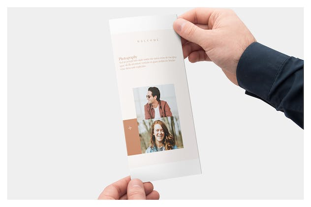 Photography Trifold Brochures - product preview 5