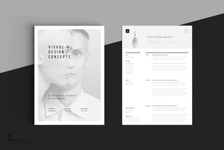 Миниатюра для Шаблоны Настроения Концепции Дизайна