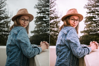 Thumbnail for Blush Mobile & Desktop Lightroom Presets