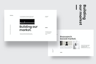 Thumbnail for Passion - Minimal Clean Business Google Slide