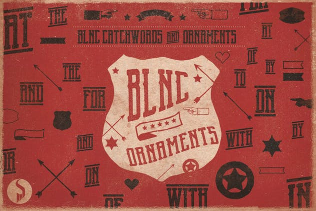 Blnc Family Typeface - product preview 2