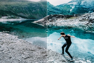 Thumbnail for Tromso Mobile & Desktop Lightroom Presets