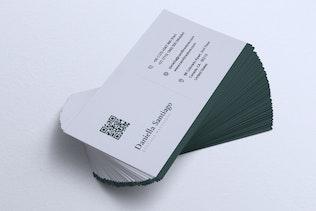Thumbnail for Modern Minimalist Business Card Vol. 04