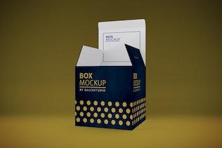 Thumbnail for Box MockUp