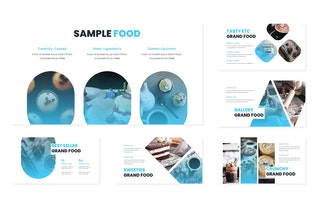 Grand Food - Powerpoint Template