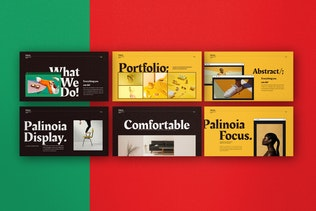 Palinoia - Creative Business Google Slides