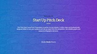 Pitch Deck Start Up- Keynote
