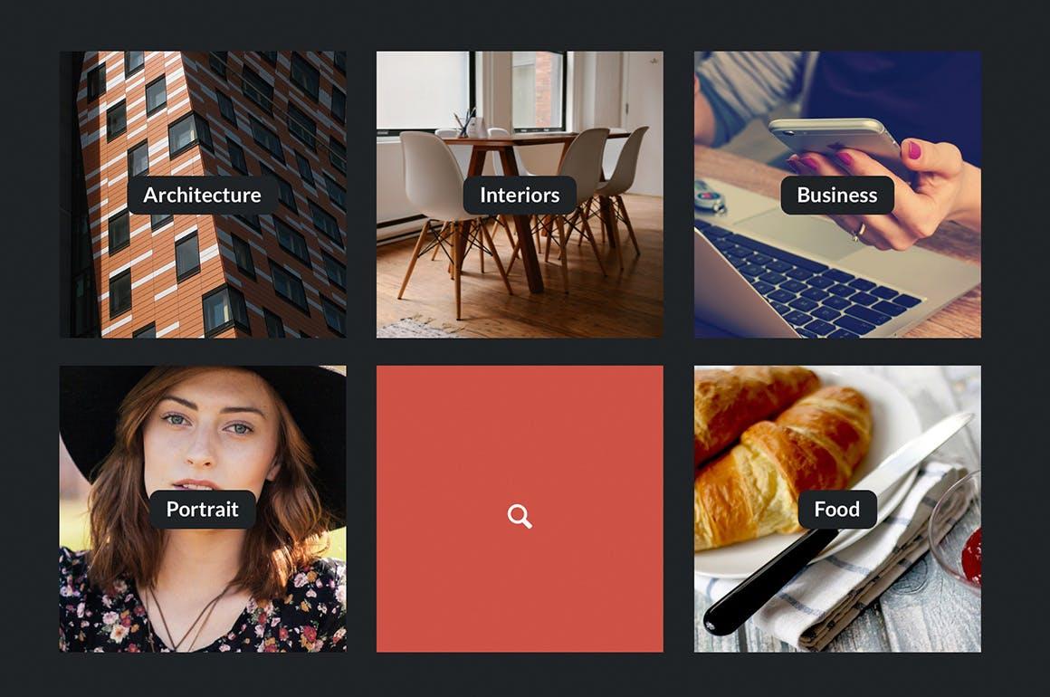 Seven Pro Tumblr Theme