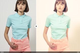 Pastel Colors - 20 Lightroom Presets