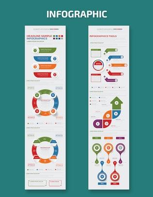 Миниатюра для Элементы Инфографика