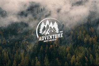 Миниатюра для 16 Значки приключений и Логотип