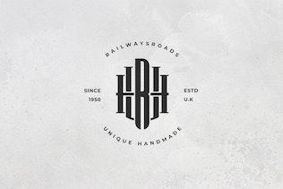 Thumbnail for URH Monogram Logo