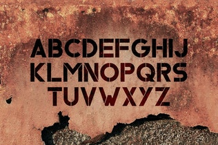 Thumbnail for Ember Typeface